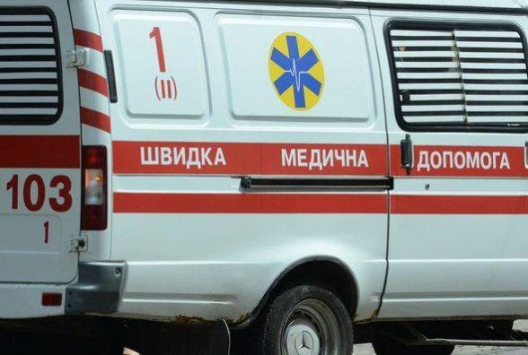 На Вінниччині в результаті  ДТП швидка забрала двох людей