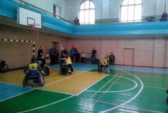 Вперше в Вінниці проведуть обласний чемпіонат з регбі на візках