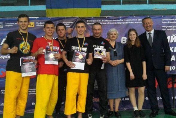 Вінницька збірна виграла юніорський чемпіонат України з фрі-файту!