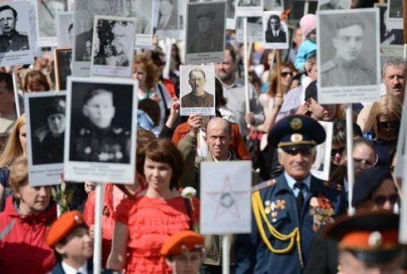 """Путінський марш """"Безсмертного полка"""":  Вінницький суд відмовив міській раді в позові"""