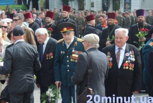 Церква, ветерани та влада відзначатимуть Перемогу у Вінниці (ПРОГРАМА ЗАХОДІВ)
