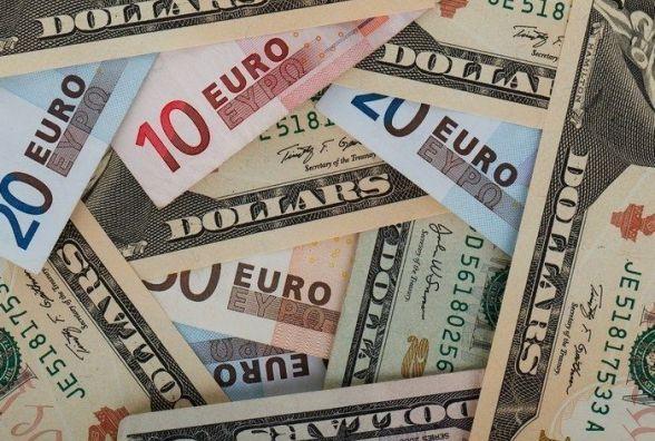 Курс валют від НБУ на 8 травня 2017 року: долар та євро дорожчають