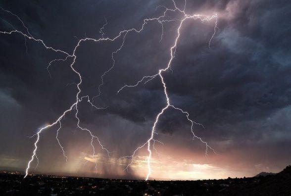 Сьогодні в Вінниці буде справжня літня погода. Але ввечері обіцяють грозу