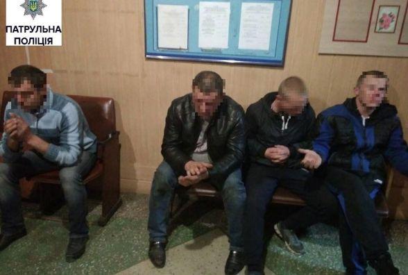 Нічна бійка на Гліба Успенського. Четверо гопників побили двох вінничан (ФОТО)