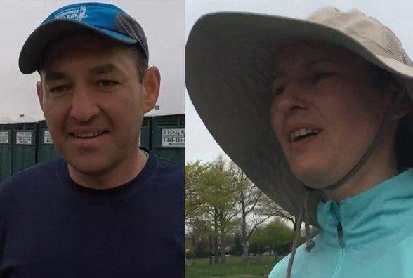 На двох 2077 кілометрів: як вінничани 10-денний марафон у Нью-Йорку пробігли
