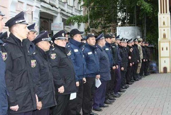 Місто на День Перемоги охороняє 300 поліцейських, область - 660
