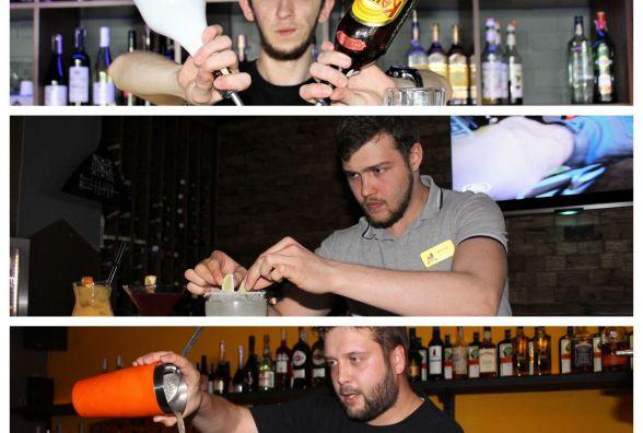 Від усіх проблем врятує бармен. Специфіка роботи вінницьких барменів