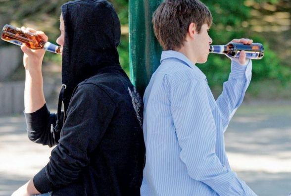Правоохоронцi перевiрили, хто продає юним вінничанам цигарки та алкоголь