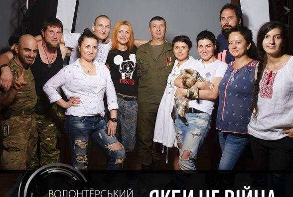Чотири дні у Вінниці за допомогою фото  розповідатимуть про бійців АТО