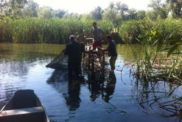 Операції «Нерест»: 34 рибалки-браконьєра, 54 сітки та один човен
