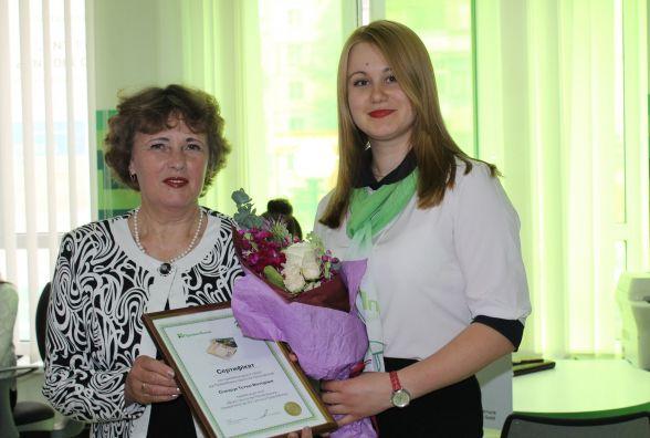 Жителька Вінниччини отримуватиме другу пенсію від ПриватБанку (Прес-служба ПриватБанку)