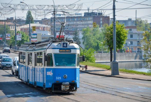 До Дня Європи у вінницьких трамваях говорять п'ятьма мовами