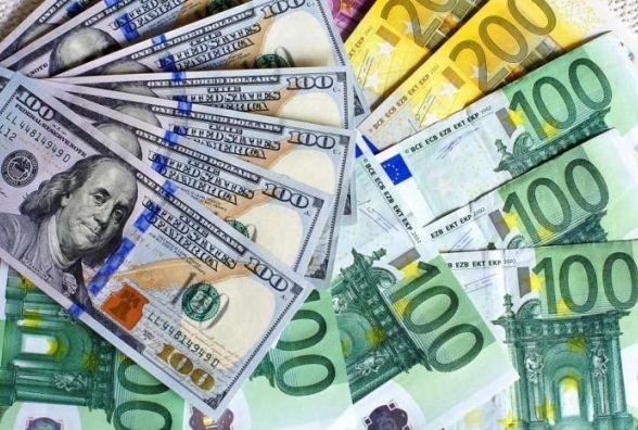 Курс НБУ на 18 травня. Після безвізу євро дорожчає