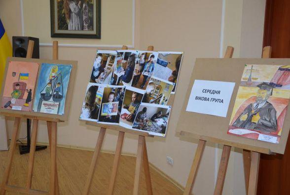 Переможці конкурсу дитячих малюнків «Судовий сюжет» отримали подарунки
