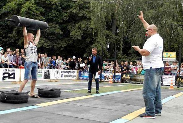 Змагання з бар'єрного бігу, стронгмену, стріт воркаут: що відбуватиметься на стадіоні Центрального парку