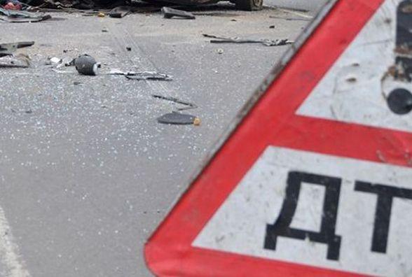 ДТП на Київській: іномарка «Ауді» влетіла в «ЗАЗ». Постраждала пасажирка
