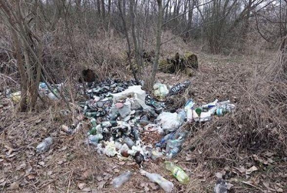 Мисливський «Петрик» тепер сміттєзвалище. Хто відповість за засмічення?