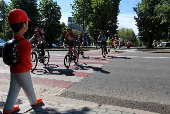 Великом навколо Вінниці. Після Дня Європи відбувся 50-ти кілометровий забіг (ФОТО)