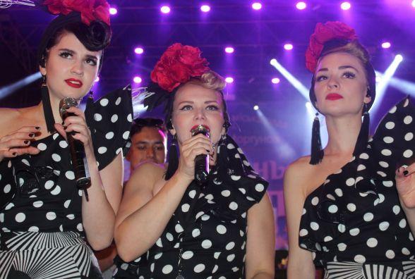 Кaвер-бэнд «Freedom-Jazz» в Ніч Європи влаштували карнавал з вінничанами