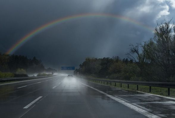 Гідрометцентр повідомив про затяжні дощі та нічні заморозки