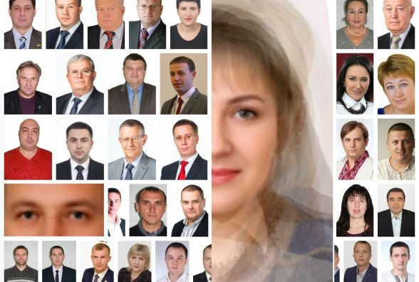 Фото дня: Як виглядає «середній» вінницький депутат
