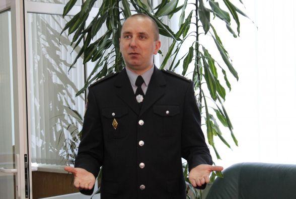 На Театральній поліцейські прийматимуть громадян цілий день без вихідних