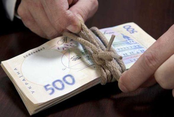 Держслужбовець привласнив понад 2,5 мільйони гривень та утік