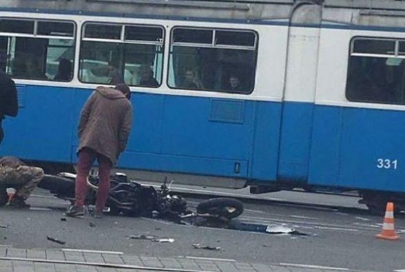 У Вінниці та Ладижині у ДТП постраждали мотоциклісти