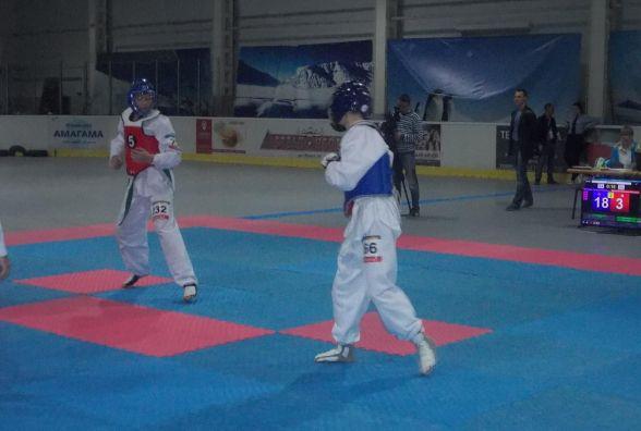 У Вінниці відбулися міжнародні змагання з таеквондо. Господарі - серед кращих
