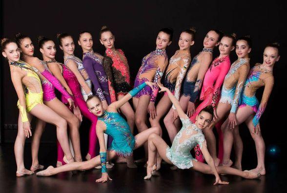 Чемпіонат України з художньої гімнастики серед дорослих (Новини компаній)
