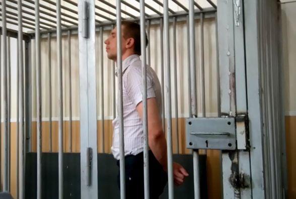 «Коп», затриманий за хабар: «Гроші я не брав». Суд залишив його за гратами