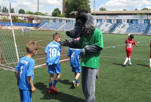 Стартував турнір «Utmost Cup» серед футбольних вундеркіндів