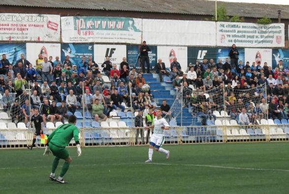 «Нива-В» завершує сезон домашнім матчем з «Реал Фармою»