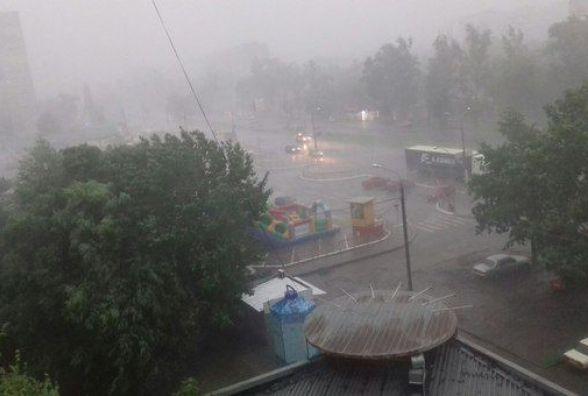 Погодні витребеньки: Синоптики прогнозують сьогодні ураган і виснажливу спеку