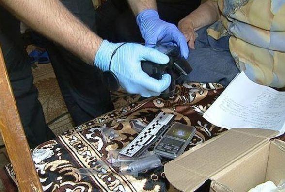 Чоловік з «наркотичним» рюкзаком вивів на слід нарколабораторії (ФОТО)