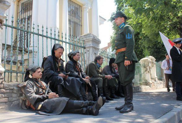 Зі знімального майданчика фільму «Замах на Петлюру»: Ми намагаємося піднімати українське кіно на новий рівень