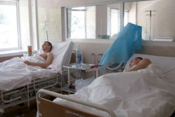 У вінницькому госпіталі нині лікується п'ятнадцять бійців АТО