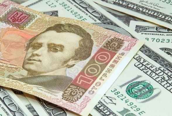 Курс валют від НБУ на сьогодні, 15 жовтня 2017 року