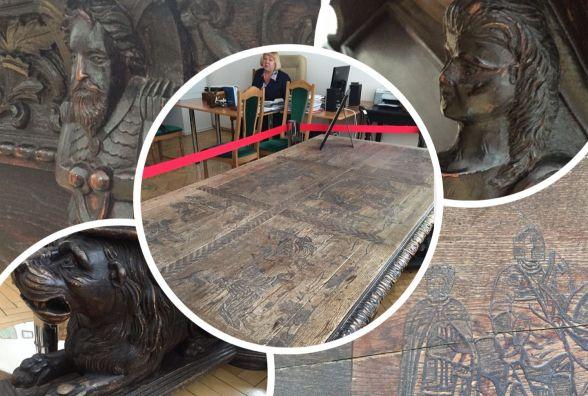 «Невиносний» стіл Петлюри. Чому експонат може назавжди залишитись у музеї?