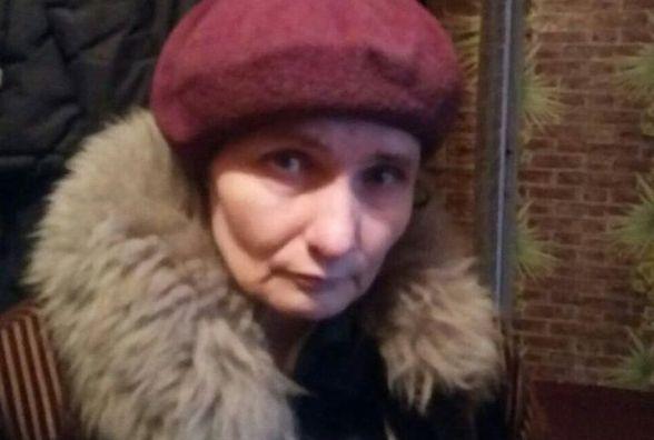 Зникла 57-річна Євгенія. Допоможіть її розшукати (ФОТО)
