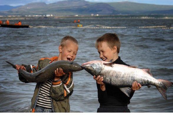 Юні вінничани показуватимуть хто із них найкращий рибалка