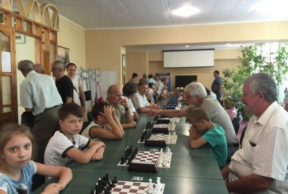 Міжобласний шаховий турнір у Козятині виграв єдиний гросмейстер