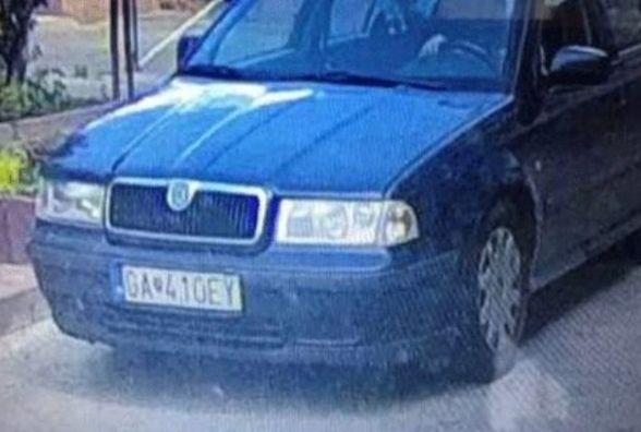 Поліція шукає пару пристаркуватих аферистів на «Шкоді» з польськими номерами