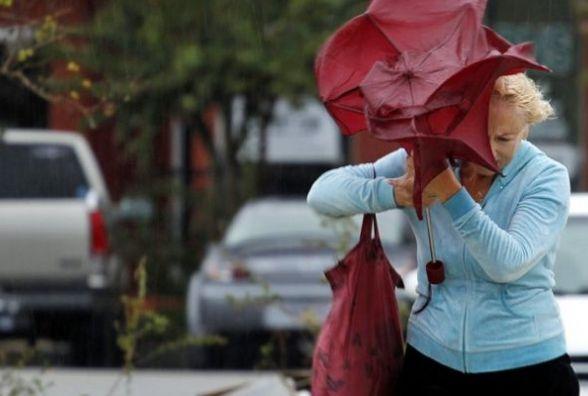 Після обіду на Вінниччині оголосили штормове попередження