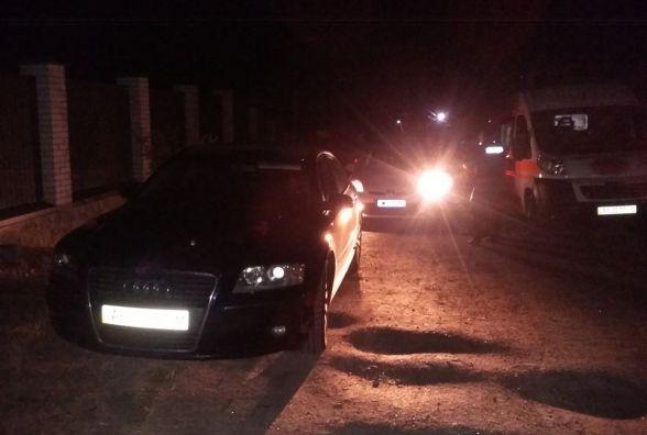 Нічна погоня за «AUDI A8»: екс-ДАІшник махав кулаками перед копами