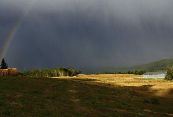 «Максимум пару крапель чи набіжить більше хмар» - про погоду на неділю
