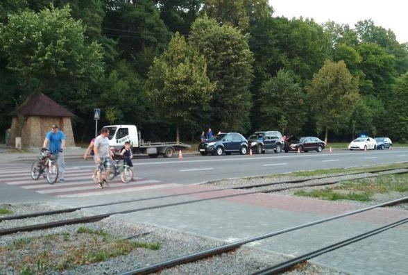 «Кого мають збити на цьому переході?»: на «зебрі» біля Лісопарку потрібен світлофор