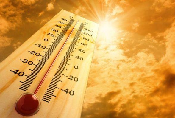 Сьогодні прогнозують пекельну спеку. Оголосили надзвичайну пожежну небезпеку
