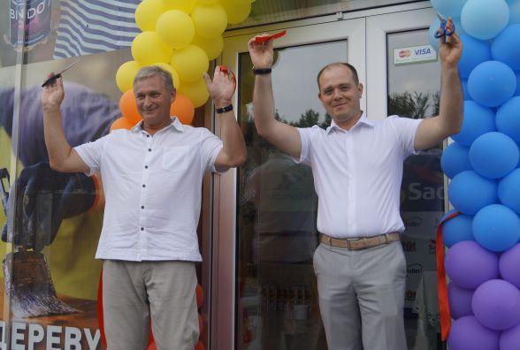 Кращі світові фарби у Вінниці: На Інтернаціоналістів відкрився салон «Sadolin» (Новини компаній)