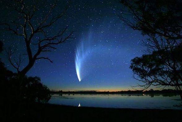 Сьогодні – Марини. На небі з'являються зорі з блакитними спалахами